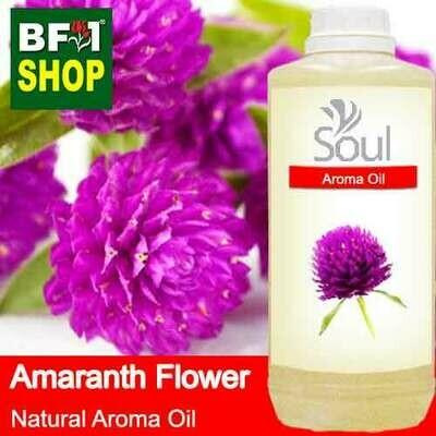 Natural Aroma Oil (AO) - Amaranth Flower Aroma Oil  - 1L
