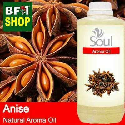 Natural Aroma Oil (AO) - Anise Aroma Oil  - 1L