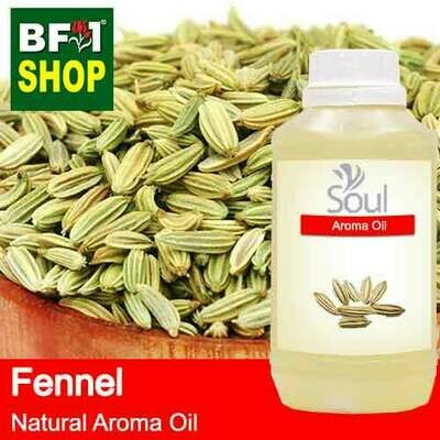 Natural Aroma Oil (AO) - Fennel Aroma Oil  - 500ml