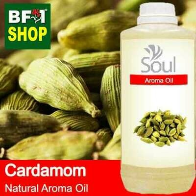 Natural Aroma Oil (AO) - Cardamom Aroma Oil  - 1L