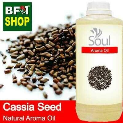 Natural Aroma Oil (AO) - Cassia seed Aroma Oil  - 1L