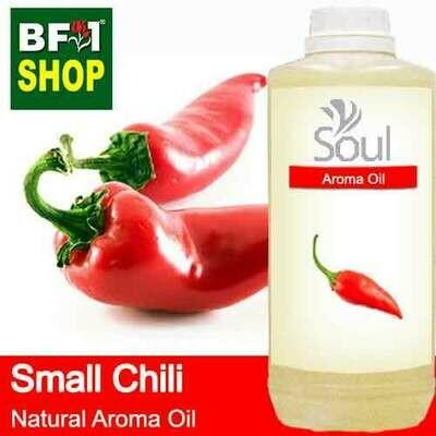 Natural Aroma Oil (AO) - Chili - Small Chili Aroma Oil  - 1L