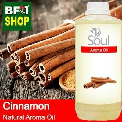 Natural Aroma Oil (AO) - Cinnamon Aroma Oil  - 1L