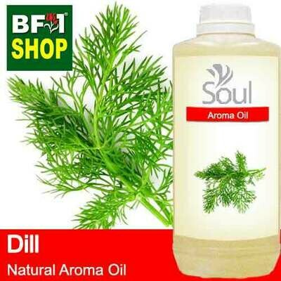 Natural Aroma Oil (AO) - Dill ( Anethum Graveolens ) Aroma Oil  - 1L