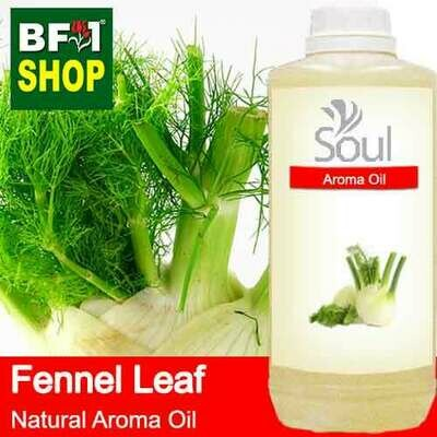 Natural Aroma Oil (AO) - Fennel Leaf Aroma Oil  - 1L