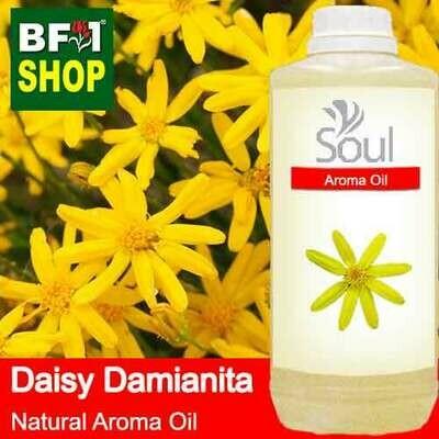 Natural Aroma Oil (AO) - Daisy Damianita ( Chrysactinia Mexicana ) Aroma Oil  - 1L