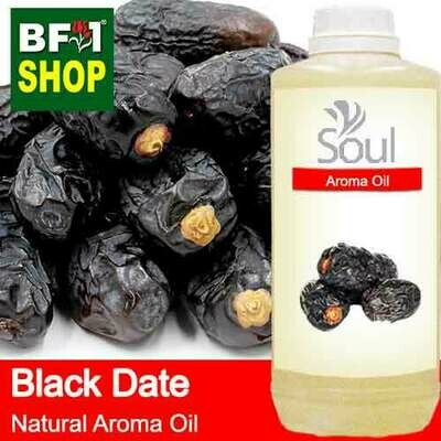 Natural Aroma Oil (AO) - Date - Black Date Aroma Oil  - 1L