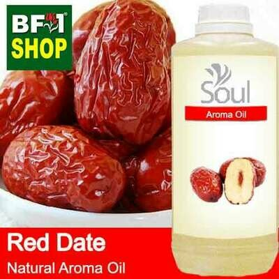 Natural Aroma Oil (AO) - Date - Red Date Aroma Oil  - 1L