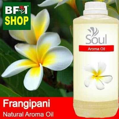 Natural Aroma Oil (AO) - Frangipani - 1L