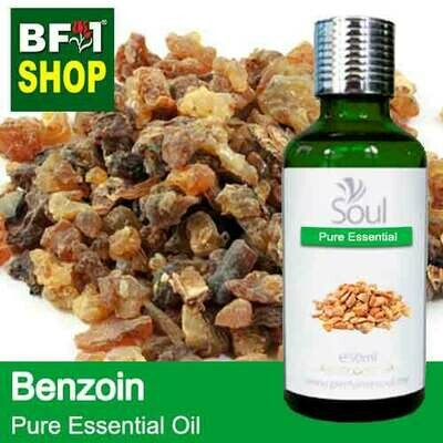 Pure Essential Oil (EO) - Benzoin Essential Oil - 50ml