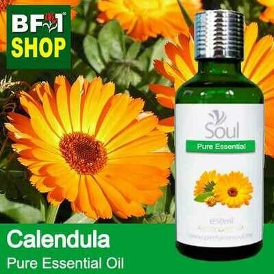 Pure Essential Oil (EO) - Calendula Flower Essential Oil - 50ml