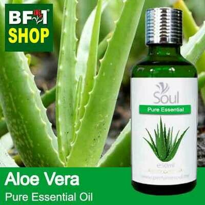 Pure Essential Oil (EO) - Aloe Vera Essential Oil - 50ml