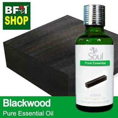 Pure Essential Oil (EO) - Black Wood Essential Oil - 50ml