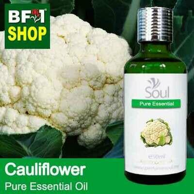 Pure Essential Oil (EO) - Cauliflower Essential Oil - 50ml