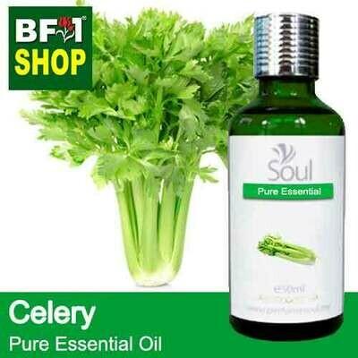 Pure Essential Oil (EO) -  Celery Essential Oil - 50ml