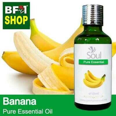 Pure Essential Oil (EO) - Banana Essential Oil - 50ml
