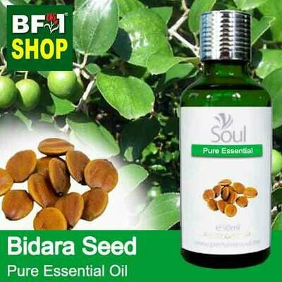 Pure Essential Oil (EO) - Bidara Seed ( Zizyphus Mauritiana ) Essential Oil - 50ml