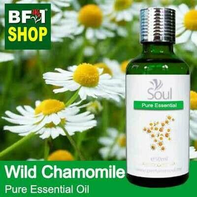Pure Essential Oil (EO) - Chamomile - Wild Chamomile Essential Oil - 50ml