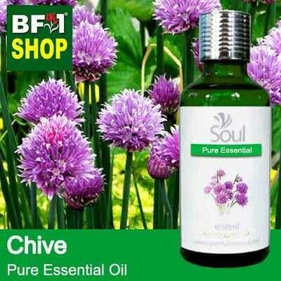 Pure Essential Oil (EO) - Chive ( Allium schoenoprasum L ) Essential Oil - 50ml
