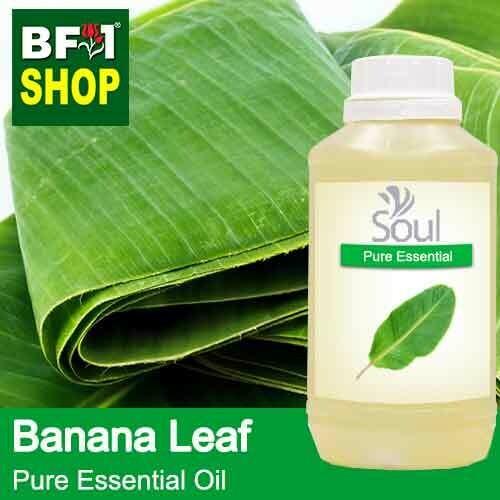 Pure Essential Oil (EO) - Banana Leaf Essential Oil - 500ml