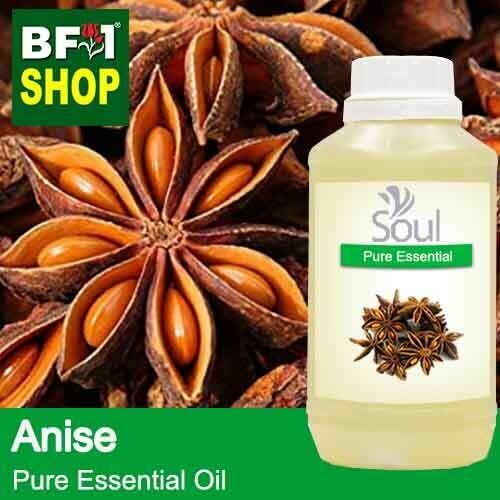 Pure Essential Oil (EO) - Anise Essential Oil - 500ml