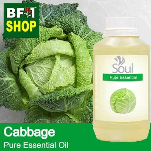Pure Essential Oil (EO) - Cabbage Essential Oil - 500ml