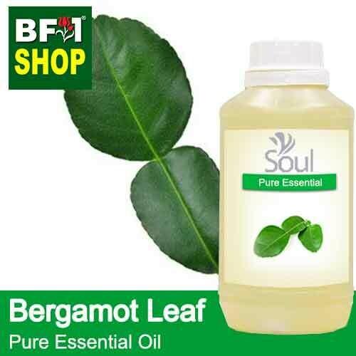Pure Essential Oil (EO) - Bergamot Leaf Essential Oil - 500ml