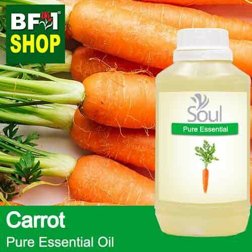 Pure Essential Oil (EO) - Carrot Essential Oil - 500ml