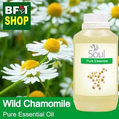 Pure Essential Oil (EO) - Chamomile - Wild Chamomile Essential Oil - 500ml