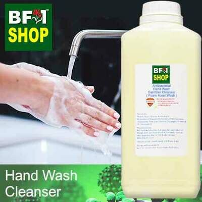 Antibacterial Hand Wash Sanitizer Cleanser ( Foam Hand Wash ) - 1L