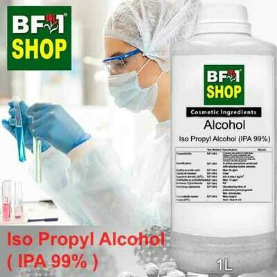 Alcohol - Iso Propyl Alcohol ( IPA 99% ) - 1L
