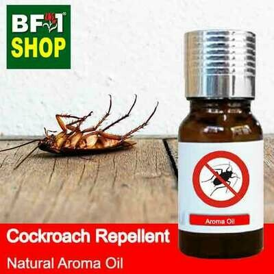 Natural Aroma Oil (AO) - Cockroach Repellent Aroma Oil - 10ml