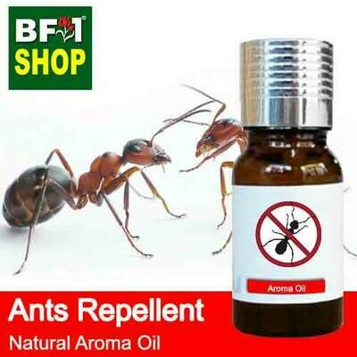 Natural Aroma Oil (AO) - Ants Repellent Aroma Oil - 10ml