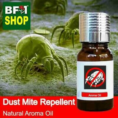 Natural Aroma Oil (AO) - Dust Mite Repellent Aroma Oil - 10ml