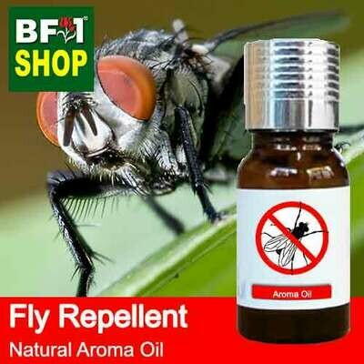 Natural Aroma Oil (AO) - Fly Repellent Aroma Oil - 10ml