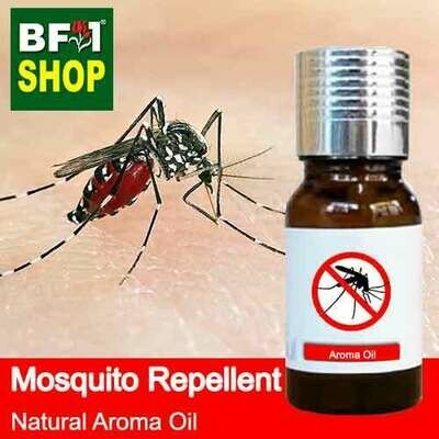 Natural Aroma Oil (AO) - Mosquito Repellent Aroma Oil - 10ml