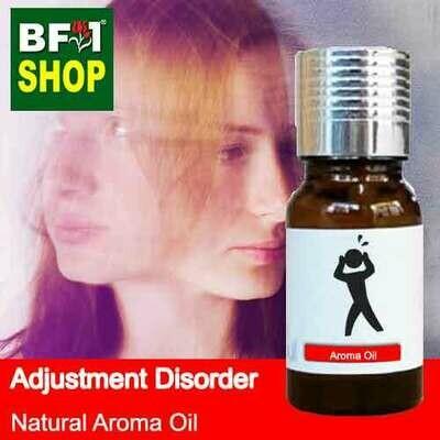 Natural Aroma Oil (AO) - Adjustment disorder Aroma Oil - 10ml