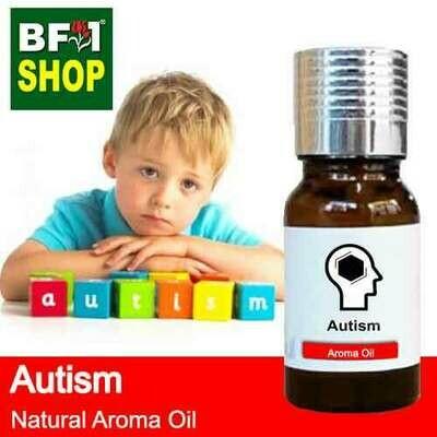 Natural Aroma Oil (AO) - Autism Aroma Oil - 10ml