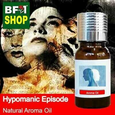 Natural Aroma Oil (AO) - Hypomanic episode Aroma Oil - 10ml