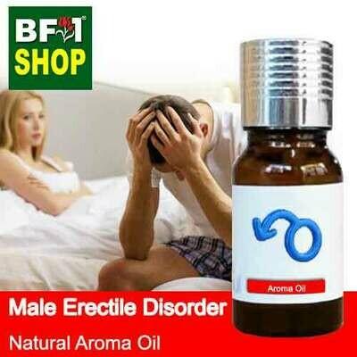 Natural Aroma Oil (AO) - Male erectile disorder Aroma Oil - 10ml