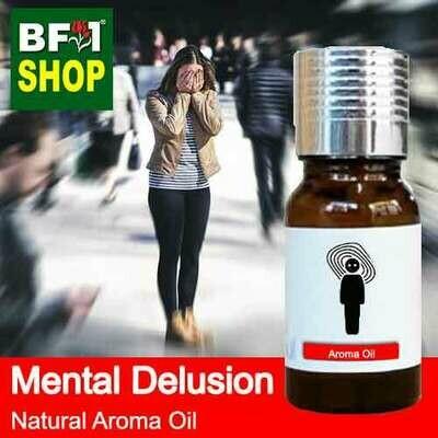 Natural Aroma Oil (AO) - Mental delusion Aroma Oil - 10ml