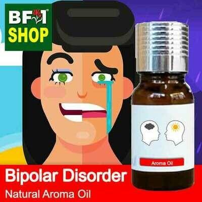 Natural Aroma Oil (AO) - Bipolar disorder Aroma Oil - 10ml