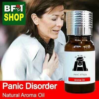 Natural Aroma Oil (AO) - Panic disorder Aroma Oil - 10ml