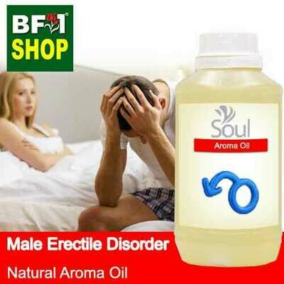 Natural Aroma Oil (AO) - Male erectile disorder Aroma Oil - 500ml