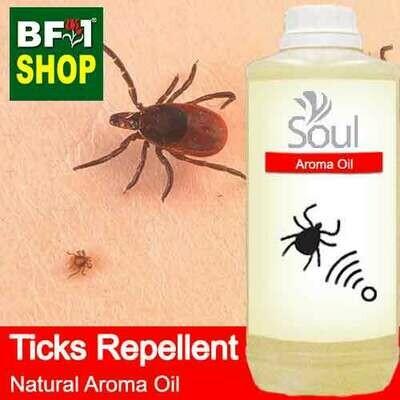 Natural Aroma Oil (AO) - Ticks Repellent Aroma Oil - 1L