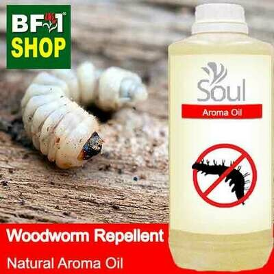 Natural Aroma Oil (AO) - Woodworm Repellent Aroma Oil - 1L