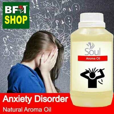 Natural Aroma Oil (AO) - Anxiety disorder Aroma Oil - 500ml