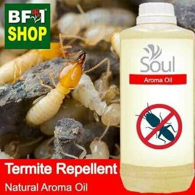 Natural Aroma Oil (AO) - Termite Repellent Aroma Oil - 1L