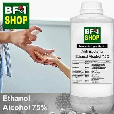 CI - Anti Bacterial Ethanol Alcohol 75% - 1L