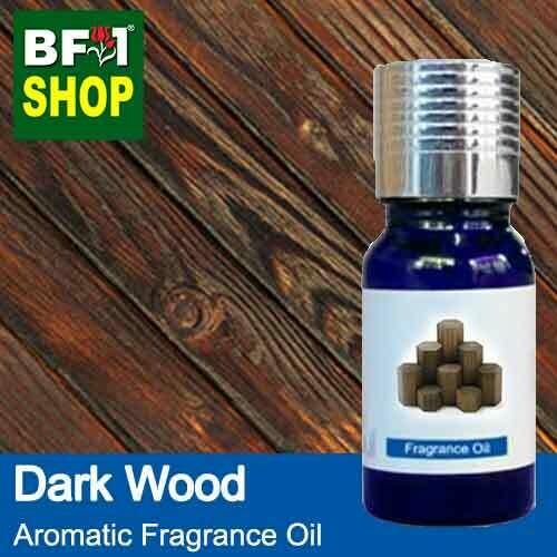 Aromatic Fragrance Oil (AFO) - Darkwood - 10ml